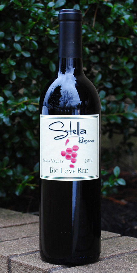 Stella Reserve Big Love Red Napa Valley 2012