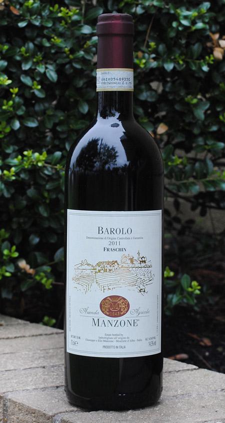 Manzone Fraschin Barolo 2011
