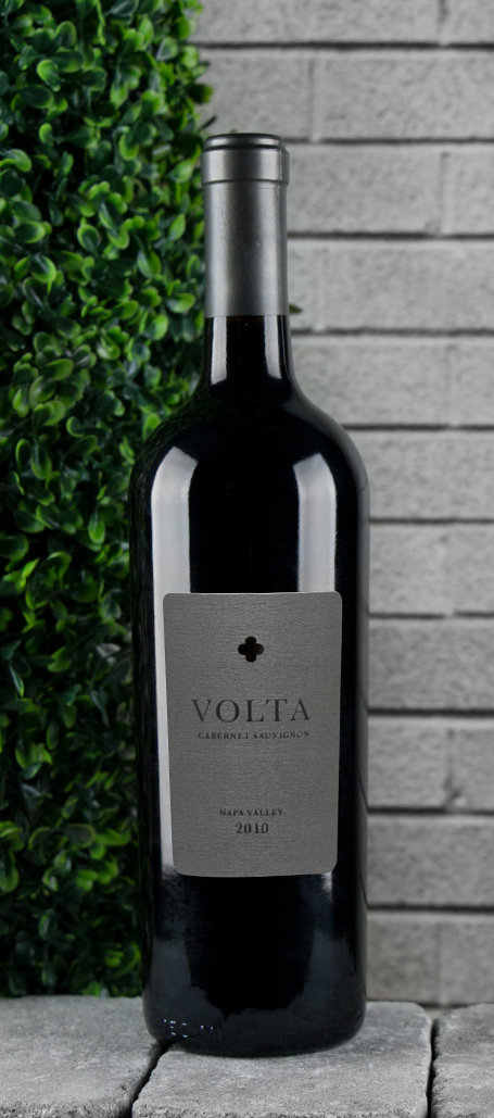 Volta Wines  Mission Ridge Vineyard  Cabernet Sauvignon  Napa Valley 2010