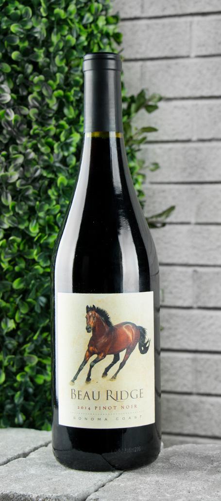 Beau Ridge Sonoma Coast Pinot Noir 2014
