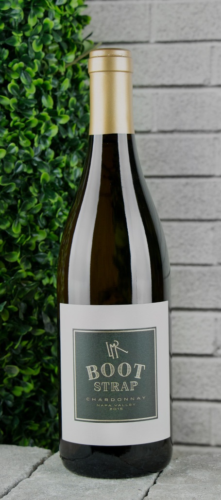 Long Meadow Ranch Boot Strap Napa Valley Chardonnay 2015