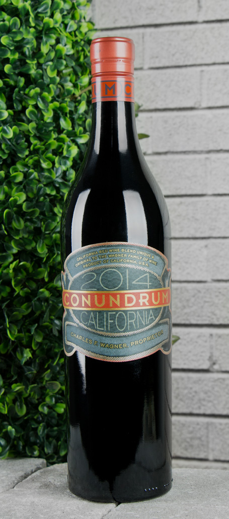 Conundrum Red 2014 by Wagner Family of Wines