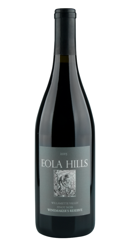 Eola Hills Winemaker's Reserve Willamette Valley Pinot Noir 2015