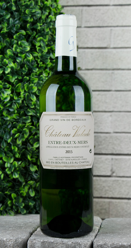 Entre-Deux-Mers 2015 Bordeaux Blanc Chateau Valade