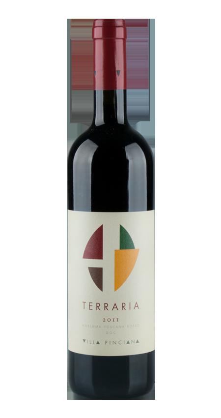 94 Pt. Villa Pinciana 'Terraria' Maremma Toscana Super Tuscan 2011