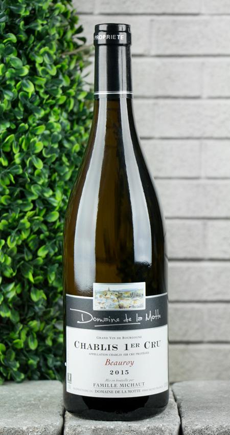Domaine de la Motte Chablis Premier Cru Beauroy 2015