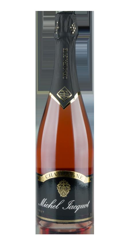 Michel Jacquot Brut Rosé Champagne NV