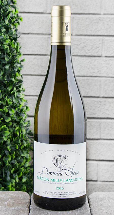 Domaine Chene Macon Milly Lamartine Chardonnay 2016