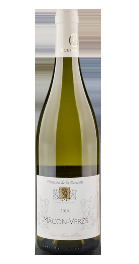 Domaine de la Denante Macon Verze Chardonnay 2016