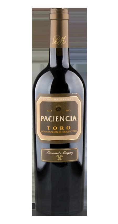 Paciencia Toro by Bernard Magrez 2013