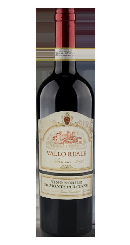 Vallo Reale Vino Nobile di Montepulciano 2013