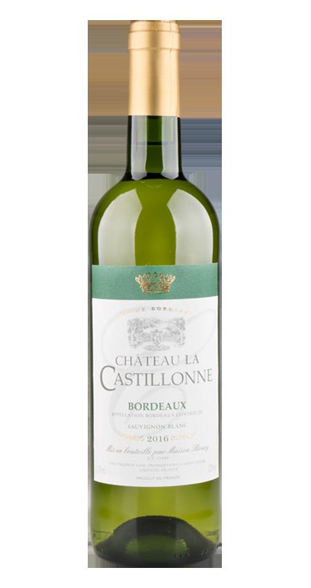 Château La Castillonne Bordeaux Blanc 2016