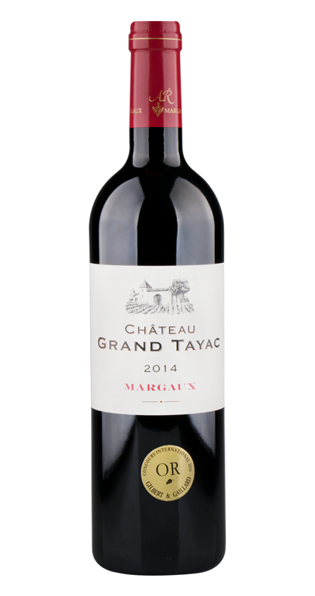 Margaux 2014 Château Grand Tayac