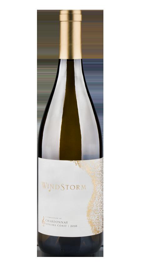 Windstorm Chardonnay Leveroni Vineyards 2016