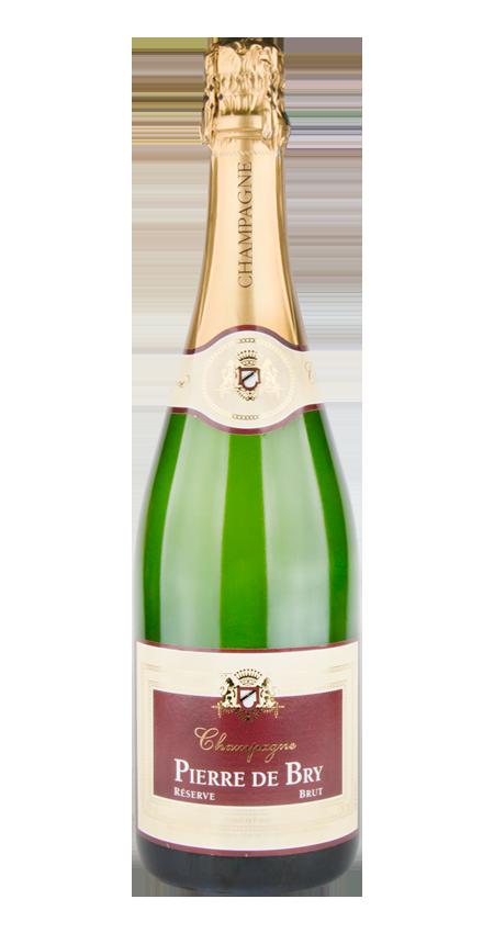 Pierre de Bry Brut Réserve Champagne NV