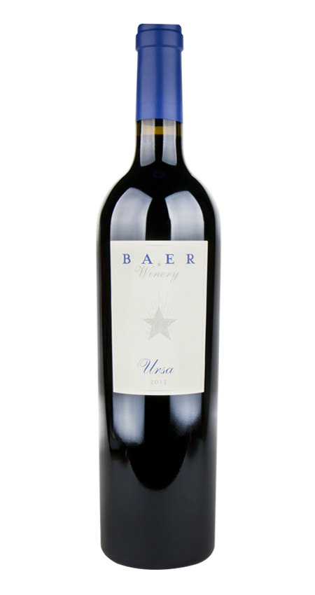 Baer Winery Red Blend 2013 'Ursa' Columbia Valley