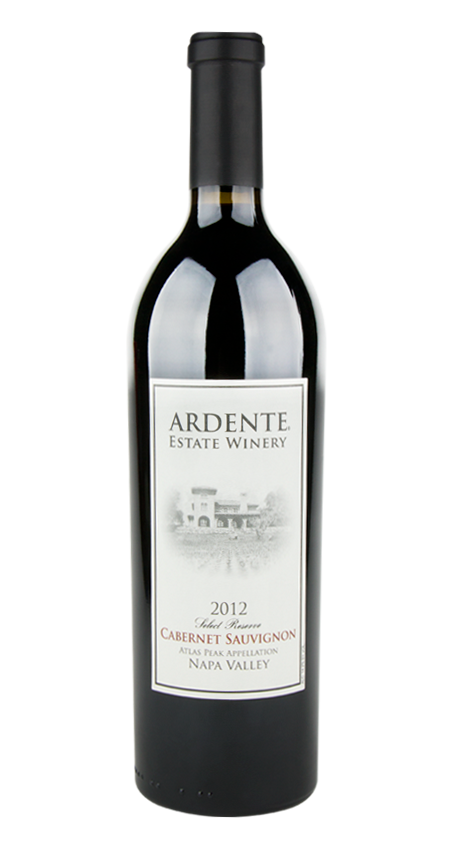 Ardente Napa Valley Atlas Peak Select Reserve Cabernet Sauvignon 2012