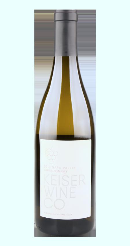 Keiser Wine Co. Napa Valley Chardonnay 2013