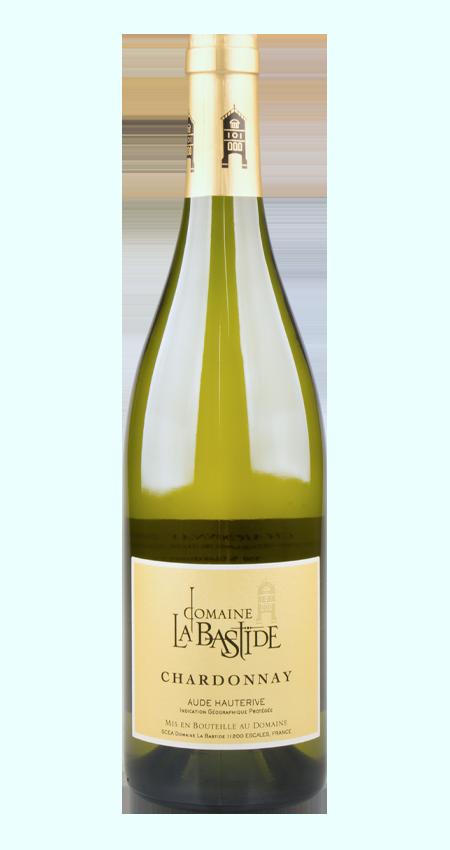 Domaine La Bastide IGP Aude Hauterive Chardonnay 2016