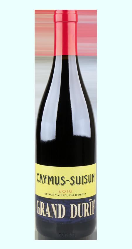 Caymus-Suisun Grand Durif 2016