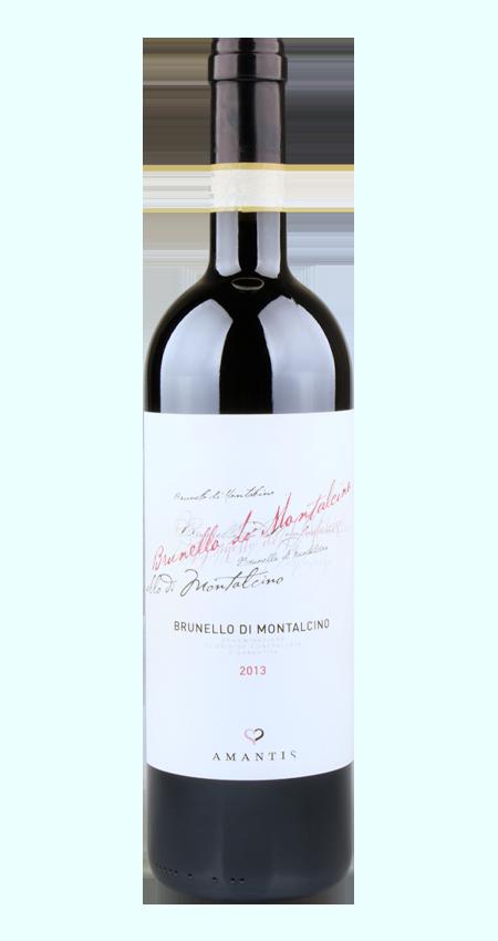 Amantis Brunello di Montalcino 2013 by Paolo Vagaggini