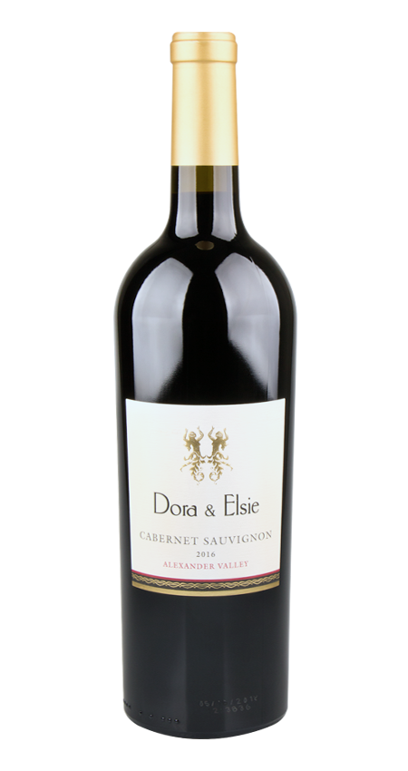 Dora and Elsie 2016 Alexander Valley Cabernet Sauvignon by Nick Goldschmidt