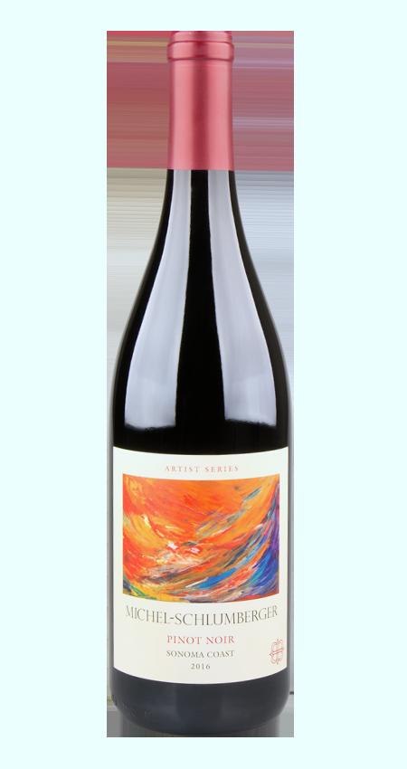 Michel-Schlumberger Artist Series Sonoma Coast Pinot Noir 2016
