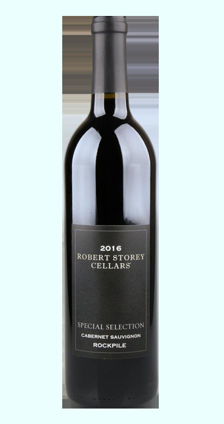 Robert Storey Cellars 2016 Cabernet Sauvignon Rockpile Sonoma Special Selection