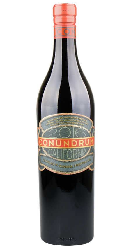 Conundrum Red 2016 by Wagner Family of Wines