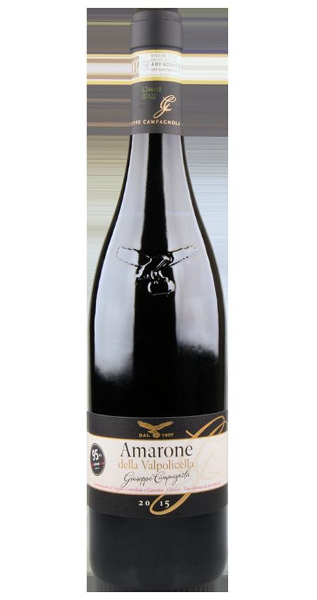 95 Pt. Amarone della Valpolicella Classico 2015 Giuseppe Campagnola