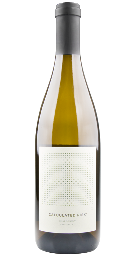 Calculated Risk Napa Valley Chardonnay 2018