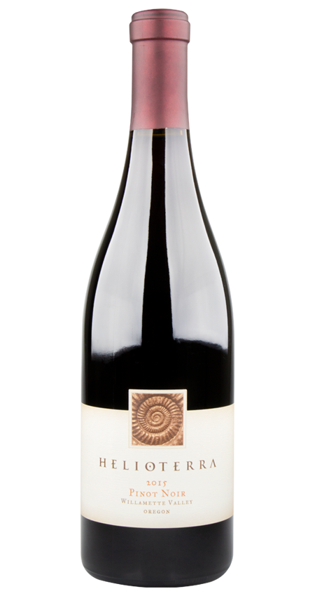 Willamette Valley Pinot Noir 2015 Helioterra Wines