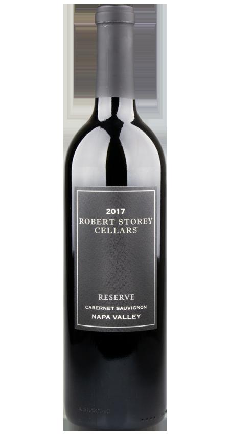 Robert Storey Black Label Reserve Napa Valley Cabernet Sauvignon 2017