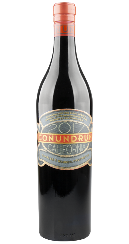 Conundrum Red 2017 by Wagner Family of Wines