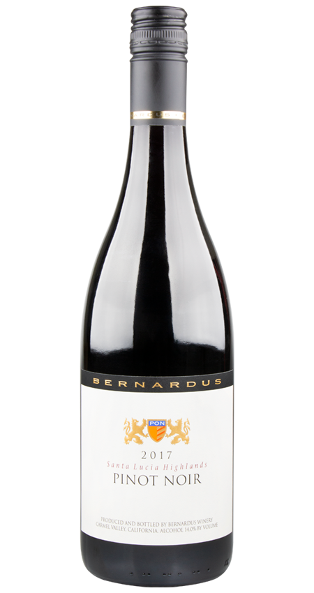 Bernardus Santa Lucia Highlands Pinot Noir 2017