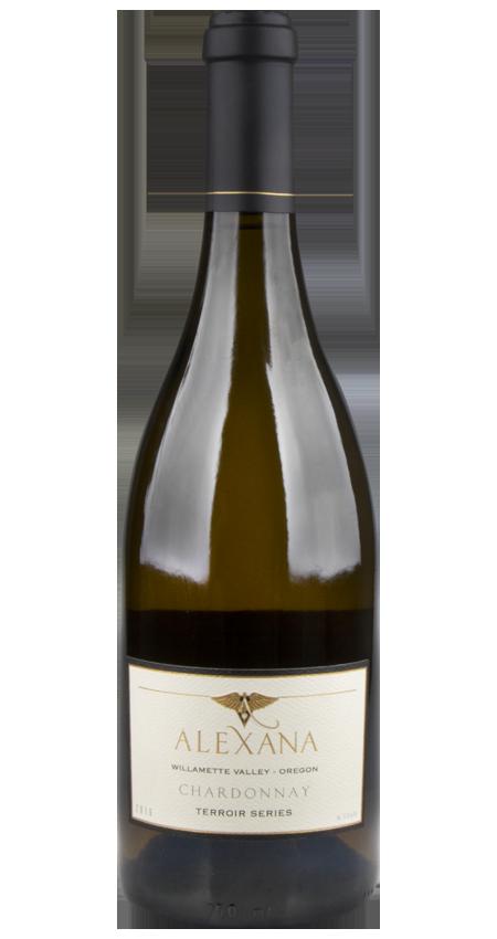 92 Pt. Chardonnay Willamette Valley Alexana Terroir Series 2016