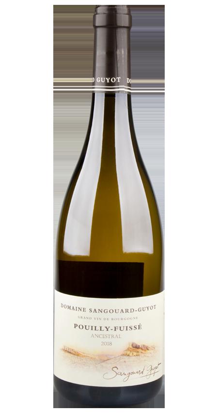 White Burgundy Pouilly-Fuissé Domaine Sangouard-Guyot Ancestral 2018