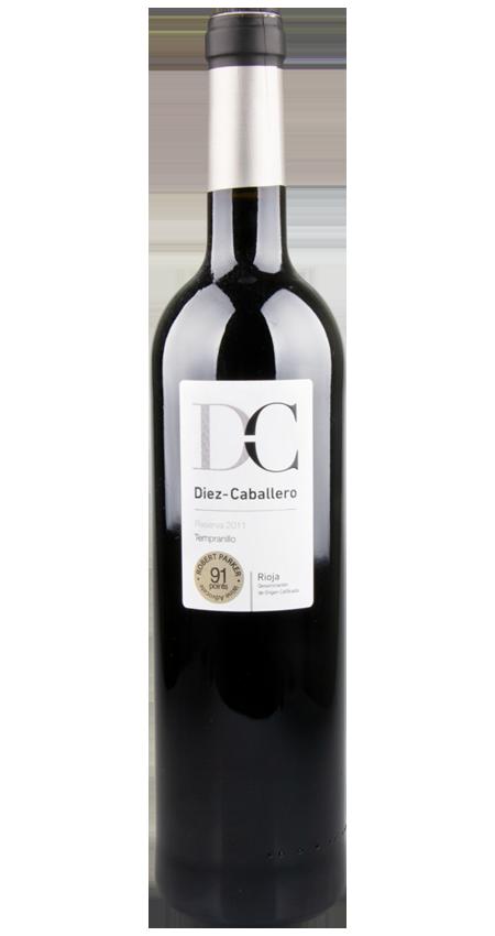 Diez-Caballero Rioja Reserva 2011